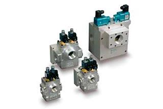 Electroválvulas de seguridad para prensas