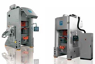 Prensas mecánicas MATE de doble montante 125 Tn