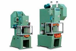 Prensas mecánicas, neumáticas e hidráulicas